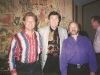 Ronnie Ray, Billy Walker, and Ronnie Miller