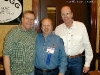 Hal Rugg, Ronnie Miller, and Mike Brown (Peavey) - Dallas Steel Guitar Show 2002