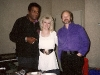 Charley Pride, Connie Smith, and Ronnie Miller - The was Ronnie's first show on the Grand Ole Opry, June 1993
