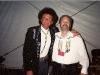 Ronnie with Gary Muledeer