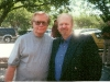 Ronnie with George Jones
