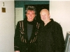 Ronnie with Marty Stewart